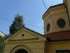Rekonstrukce střechy kostela na ulici Křenová, Brno